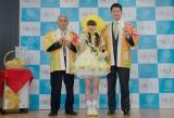 『広島レモン大使』就任式に出席した市川美織 (C)ORICON NewS inc.