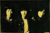 デビュー当初(1970年代)学生時代のTHE ALFEE(左から)桜井賢、坂崎幸之助、高見沢俊彦