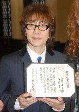 明治学院大学『名誉卒業式』に出席したTHE ALFEEの坂崎幸之助 (C)ORICON NewS inc.