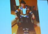"""キングのイス=『増税前節約トークショー by""""Wi-Fi(R)ほぼスマホ""""』 (C)ORICON NewS inc."""