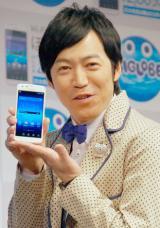 """東貴博=『増税前節約トークショー by""""Wi-Fi(R)ほぼスマホ""""』 (C)ORICON NewS inc."""