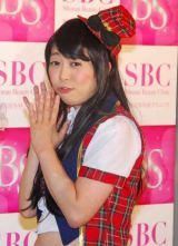 「大人AKB48オーディション」に応募した八幡カオル (C)ORICON NewS inc.