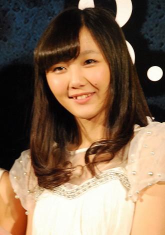 BS-TBS『スマホラー劇場』記者会見にに出席した東京女子流の山邊未夢 (C)ORICON NewS inc.