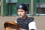 同級生の野球部員・山田大介を演じる瀬戸利樹