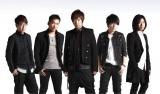 佐藤健主演ドラマ『ビター・ブラッド』で初の日本ドラマ主題歌を担当する台湾バンドMayday(写真左から)ミン、ストーン、アシン、モンスター、マサ