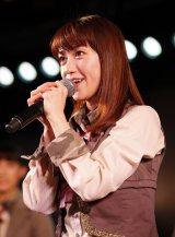 AKB48を6月2日に卒業することが決まった大島優子 (C)AKS