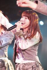 大島チームK公演で卒業日を発表した大島優子(C)AKS