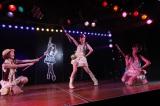 最後の大島チームK公演に出演する大島優子(写真中央)(C)AKS