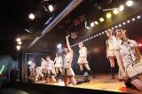 大島優子がラスト出演した大島チームKの模様(C)AKS