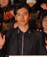 映画『神様のカルテ2』初日舞台あいさつに出席した要潤 (C)ORICON NewS inc.