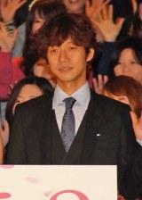 映画『神様のカルテ2』初日舞台あいさつに出席した深沢栄洋監督 (C)ORICON NewS inc.