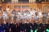九州7県ツアー12公演のファイナルを地元福岡で開催したHKT48 (C)AKS