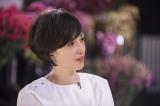 『ミュージック・ポートレイト』でキャスター時代の重圧を語った滝川クリステル (C)NHK