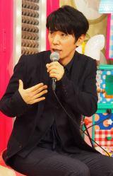 NHK音楽番組『MUSIC JAPAN』で新MCを務めるユースケ・サンタマリア (C)ORICON NewS inc.