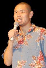 藤原竜也の穴を笑いで埋めていた品川ヒロシ監督=『第6回沖縄国際映画祭』映画『サンブンノイチ』舞台あいさつ