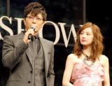 GACKTの夢では付き合っている?2人(左から)GACKT、北川景子 (C)ORICON NewS inc.