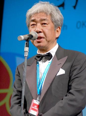 沖縄国際映画祭クロージングセレモニーに出席した吉本興業・大崎洋代表取締役社長 (C)ORICON NewS inc.