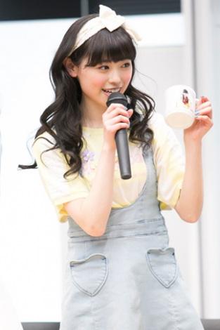 イベント『春のピチパSPin東京!』に出席した福原遥