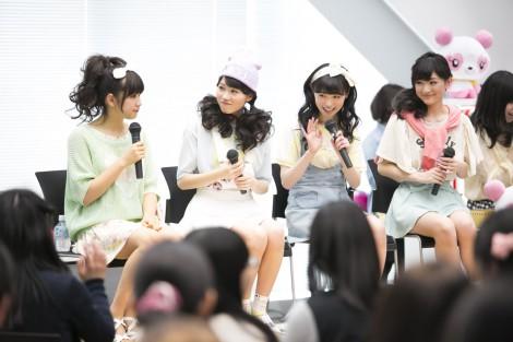 イベント『春のピチパSPin東京!』の模様