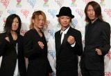 5月にはデビュー20周年を迎えるGLAY (C)ORICON NewS inc.