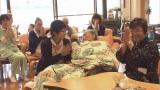 櫻井翔がスタジオにも生出演し、終末期医療における課題や患者、家族のリアルな姿を伝える(C)NHK
