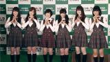 イベントに登場した乃木坂46 (C)ORICON NewS inc.