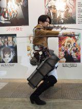 『Anime Japan 2014』MBS(大阪・毎日放送)ブース (C)ORICON NewS inc.