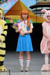 「ブログ旅」を卒業した桜 稲垣早希(C)MBS