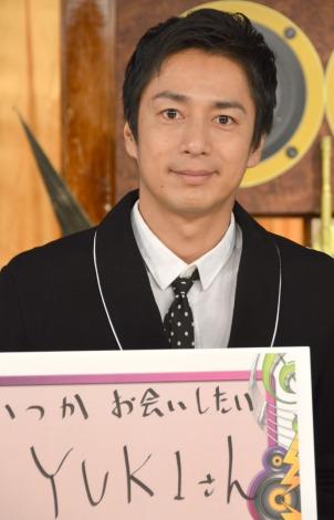 「あってみたいアーティスト」にYUKIを挙げたチュートリアル・徳井義実 (C)ORICON NewS inc.