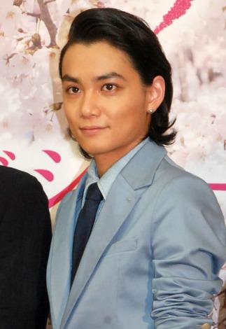 映画『サクラサク』の完成披露会見に出席した矢野聖人 (C)ORICON NewS inc.