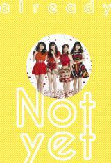 Not yetの1stアルバム『already』Type-D