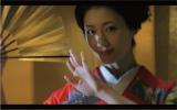 日本舞踊を披露する壇蜜