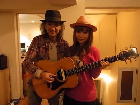 ギタリストCharの演奏で亡き父・中川勝彦さんの楽曲を初カバーした中川翔子