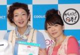 相方の妊娠を祝福した北陽の虻川美穂子(左)と伊藤さおり (C)ORICON NewS inc.