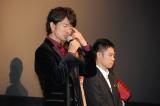 映画『チーム・バチスタFINAL ケルベロスの肖像』公開初日舞台あいさつの模様 (C)ORICON NewS inc.