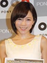 衝撃発言で報道陣を驚かせた釈由美子 (C)ORICON NewS inc.