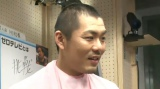 アフロヘアを丸刈りにしたトータルテンボスの藤田圭佑(ゼロテレビ『めちゃ×2ユルんでるッ!』より)