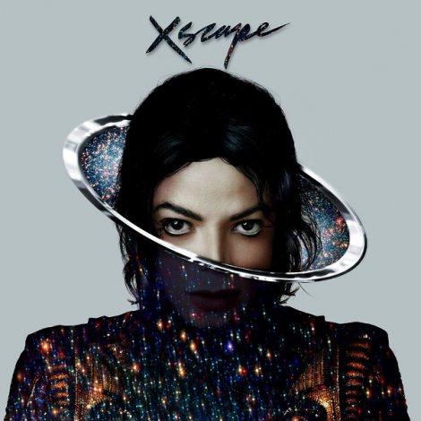 マイケル・ジャクソンさんの3年半ぶりニューアルバム『XSCAPE(エクスケイプ)』
