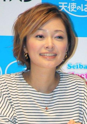 「大人AKB48オーディション」に応募した元モーニング娘。の市井紗耶香 (C)ORICON NewS inc.