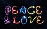 SMAPから「Peace & Love」のメッセージ