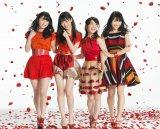 1stアルバム『already』が4月23日に発売されるNot yet(左から横山由依、指原莉乃、大島優子、北原里英)