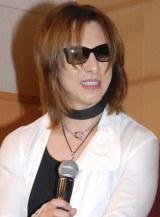 12年ぶりとなる国内ソロ公演を開催するYOSHIKI (C)ORICON NewS inc.