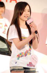 大阪:永野芹佳(ながの・せりか)(13)=AKB48チーム8 (C)ORICON NewS inc.