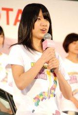 奈良:大西桃香(おおにし・ももか)(16)=AKB48チーム8 (C)ORICON NewS inc.