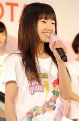 広島:谷優里(たに・ゆうり)(14)=AKB48チーム8 (C)ORICON NewS inc.