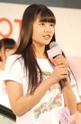 香川:行天優莉奈(ぎょうてん・ゆりな)(15)=AKB48チーム8 (C)ORICON NewS inc.