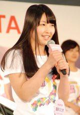 高知:廣瀬なつき(ひろせ・なつき)(16)=AKB48チーム8 (C)ORICON NewS inc.