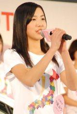 山口:下尾みう(したお・みう)(13)=AKB48チーム8 (C)ORICON NewS inc.