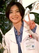 TBS系ドラマ『アリスの棘』の第1話完成披露試写会に出席した上野樹里 (C)ORICON NewS inc.