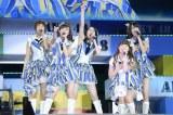 『AKB4グループ春コンinさいたまスーパーアリーナ〜思い出は全部ここに捨てていけ〜』の初日公演を行ったSKE48 (C)AKS